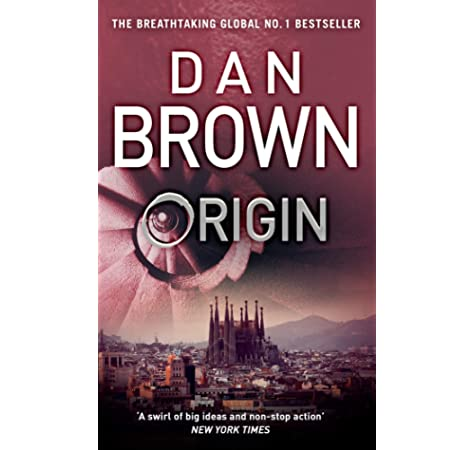Origin: (Robert Langdon Book 5): 05: Amazon.es: Brown, Dan ...