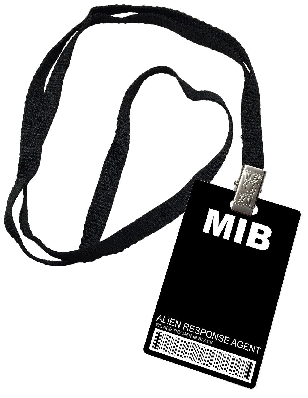 Amazoncom Mib Men In Black Novelty Id Badge Prop Costume