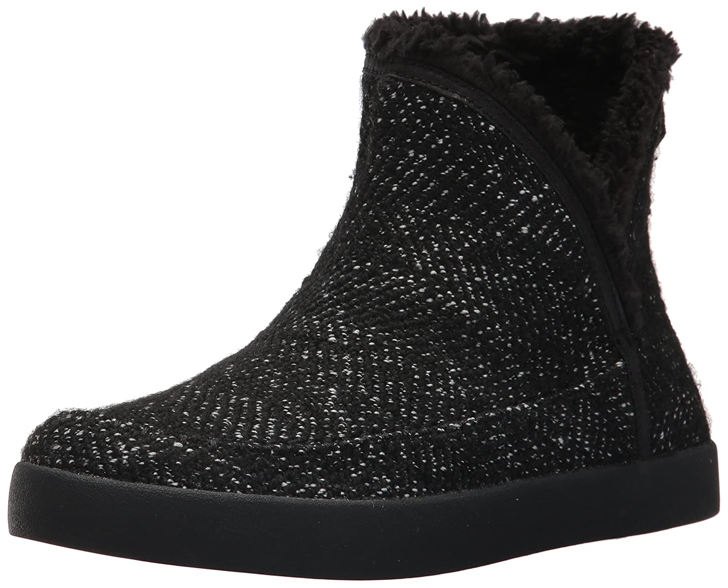 Skechers BOBS from Women's Bobs B-Loved-Fall 4 You Ankle Boot B076DJCSD3 5.5 B(M) US|Black