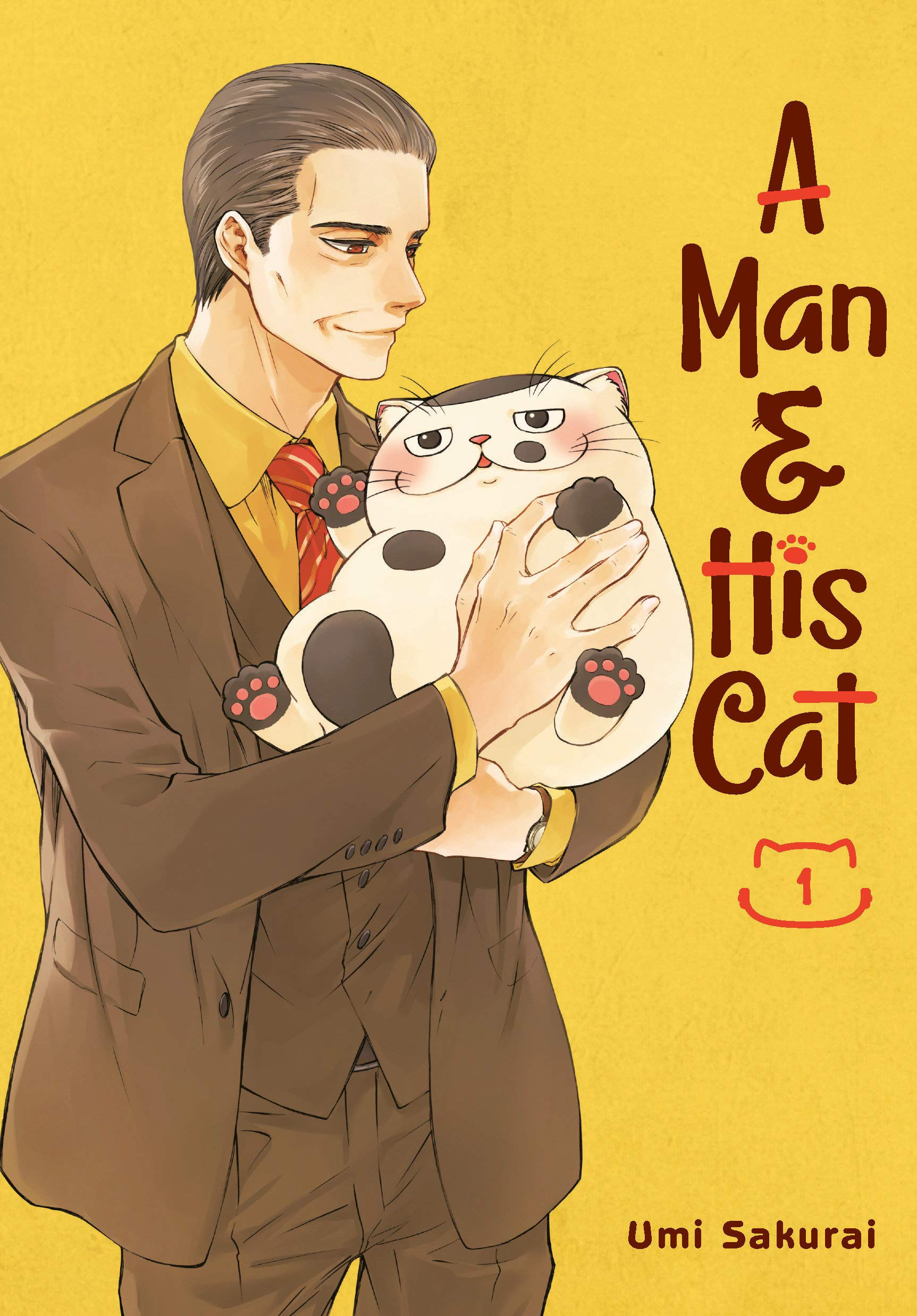 A Man and His Cat Live-Action is Green Lit