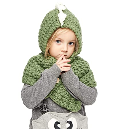 ac0bf27e5 Amazon.com: Sumolux Baby Kids Winter Warm Dinosaur Knitted Hats for ...