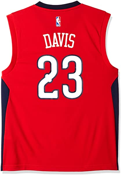 ... store nba new orleans pelicans anthony davis 23 mens replica alternate  road jersey large 32dca 0acbd c1ef0f254