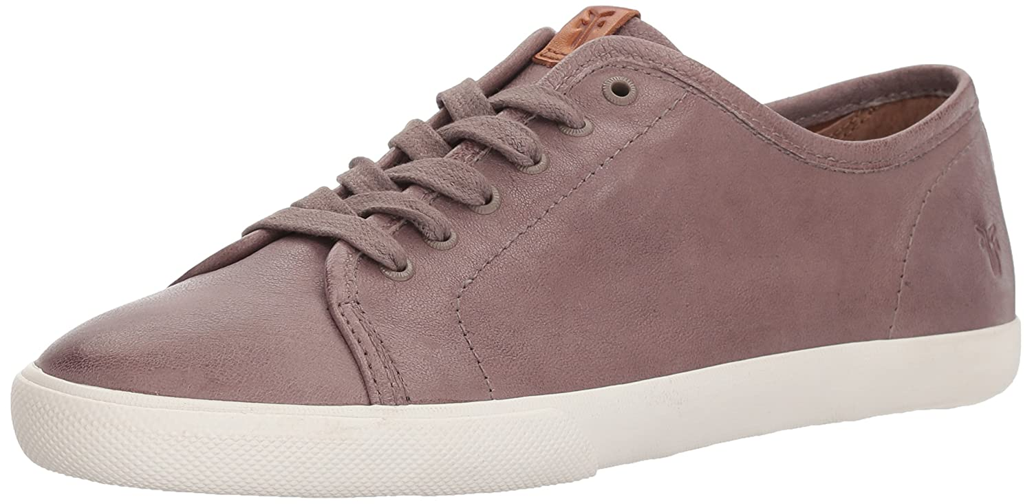 FRYE Women's Maya Low Lace Sneaker B074QT32TS 6 B(M) US|Cement
