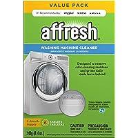 Deals on Affresh W10501250 Washing Machine Cleaner 6 Tablets