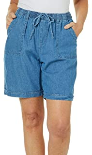 b0fcf6ef362a08 Erika Women's Lucy Pull on Short | Amazon.com