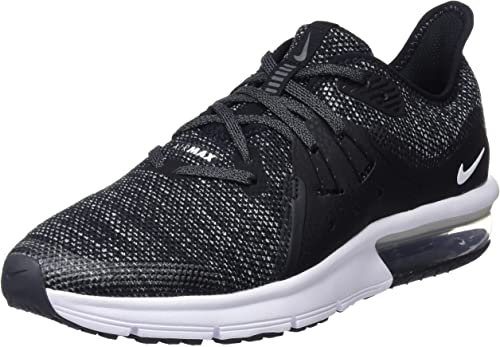 Nike Air Max Sequent 3 (GS), Chaussures de Gymnastique