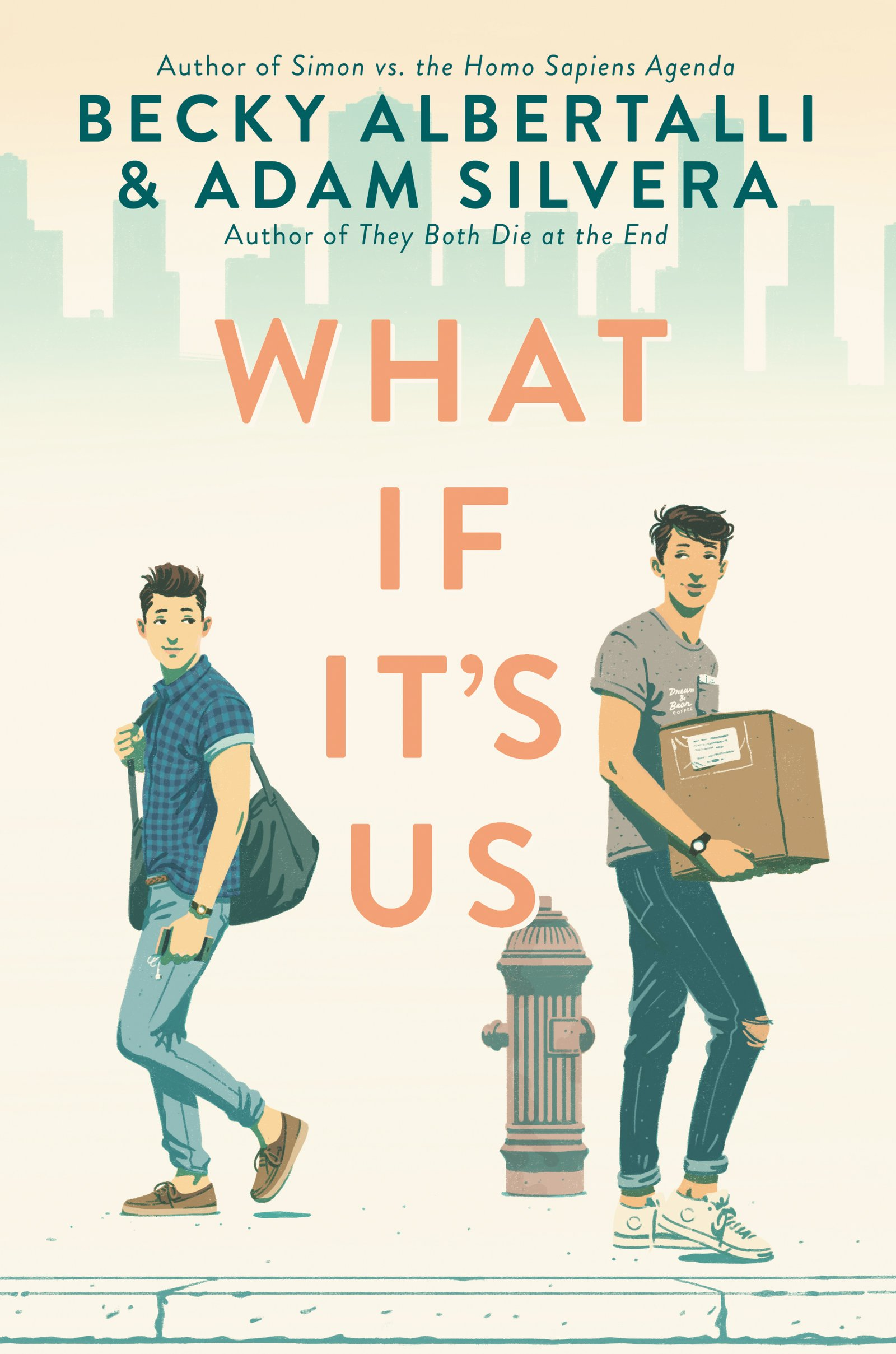 Amazon.com: What If It's Us (9780062795250): Albertalli, Becky ...