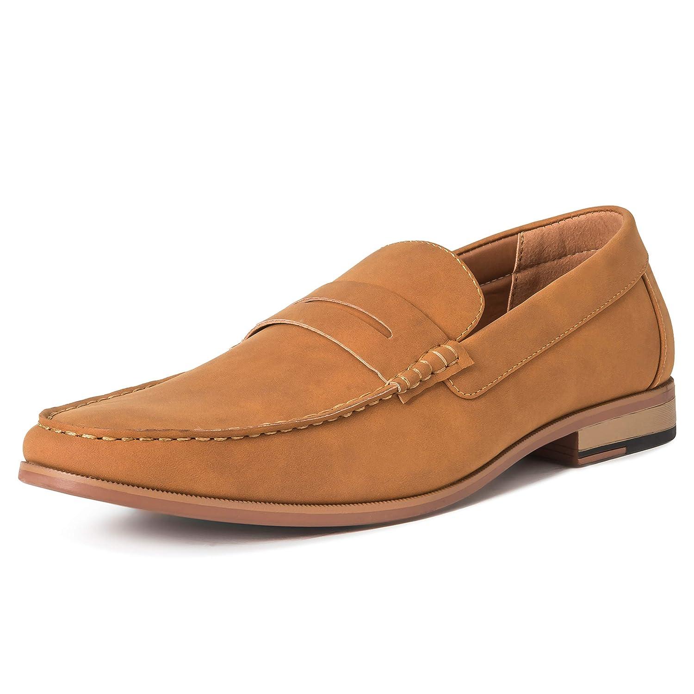 Hombres Queensberry James Comodidad Conducción Casual Penny Mocasín Loafer Zapatos