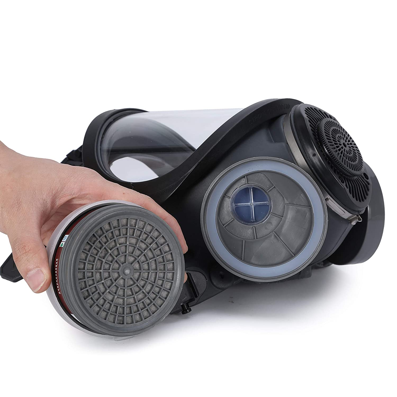NO.1 Filter Cartridges Holulo Filter Cartridges for Organic Vapor Full Face Respirator Respiratory Protection