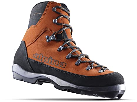 b812c0236a7 Amazon.com : Alpina Sports Wyoming Leather Backcountry Cross Country ...
