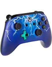 Xbox One Enhanced Wired Controller/Gamepad - Spider Lightning (Xbox One)