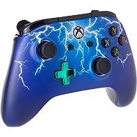 PowerA - Mando Xbox one/Pc con cable Araña Relampago (Xbox One)