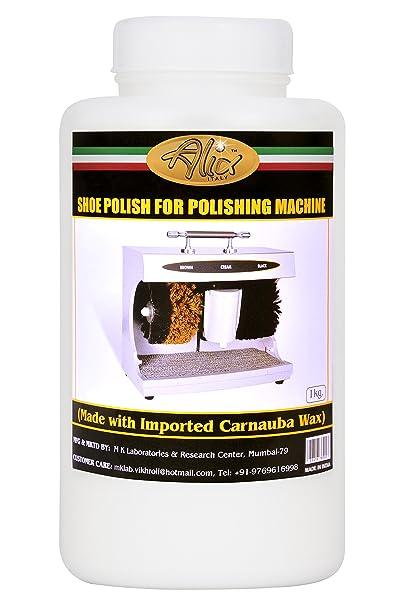 Alix Shoe Polish for Polishing Machines (1000 ml)