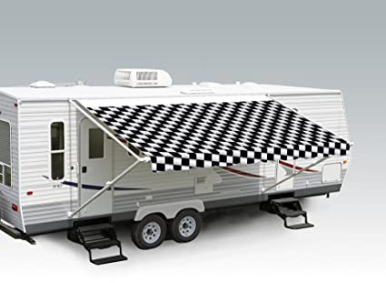 awning rv ft roll up fabric replacement