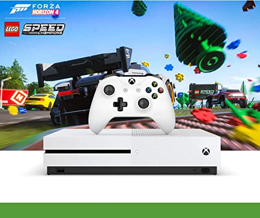 Xbox One S - 1TB Bundle Forza Horizon 4, Lego Speed Champions + 1 ...
