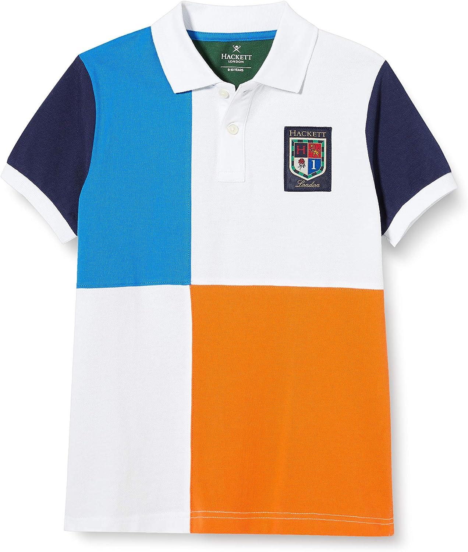 Hackett London Quad Camisa Polo para Niños: Amazon.es: Ropa y accesorios