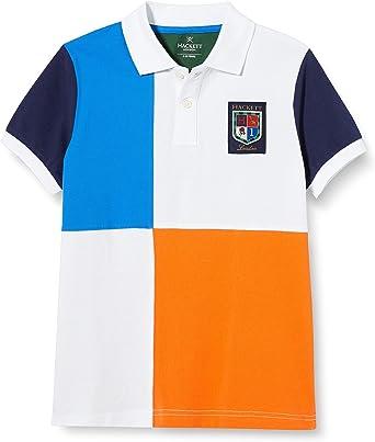 Hackett London Quad Camisa Polo para Niños: Amazon.es: Ropa y ...