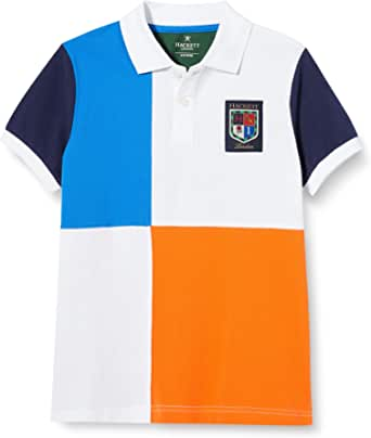 Hackett London Quad Camisa Polo para Niños