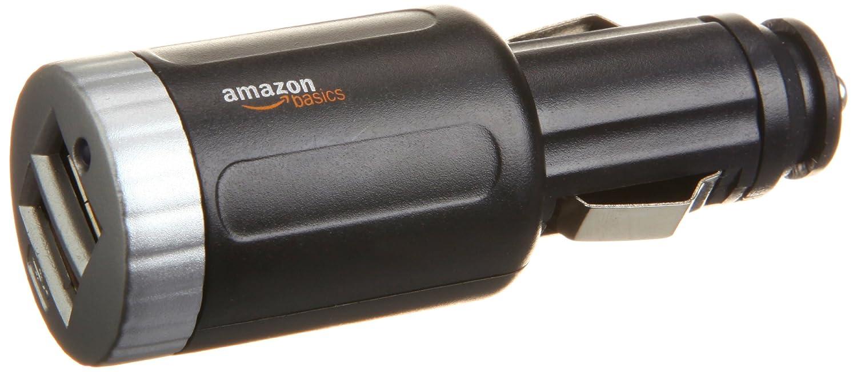AmazonBasics - Cargador de coche para reproductor MP3/MP4 ...