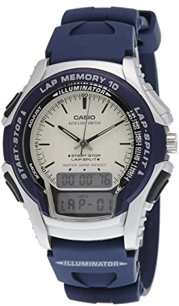amazon com casio general men s watches gear watch ws 300 2evsdf rh amazon com Casio Exilim User Manual casio 2329 ws300 manual