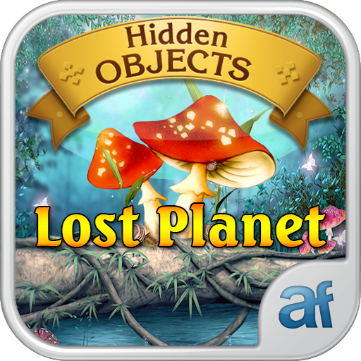 Hidden Objects Lost Planet   3 Puzzle Games
