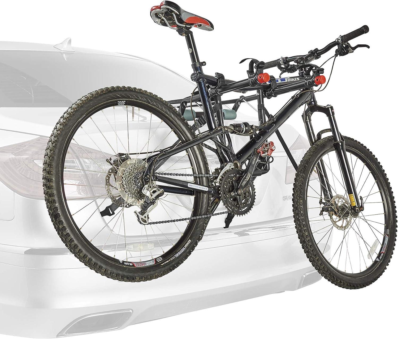 Allen Sports Deluxe 2-Bike Trunk Mount Rack Model 102DN-R