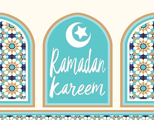Amazon ramadan kareem card ramadan greeting card ramadan card ramadan kareem card ramadan greeting card ramadan card set muslim greeting card islamic greeting card m4hsunfo