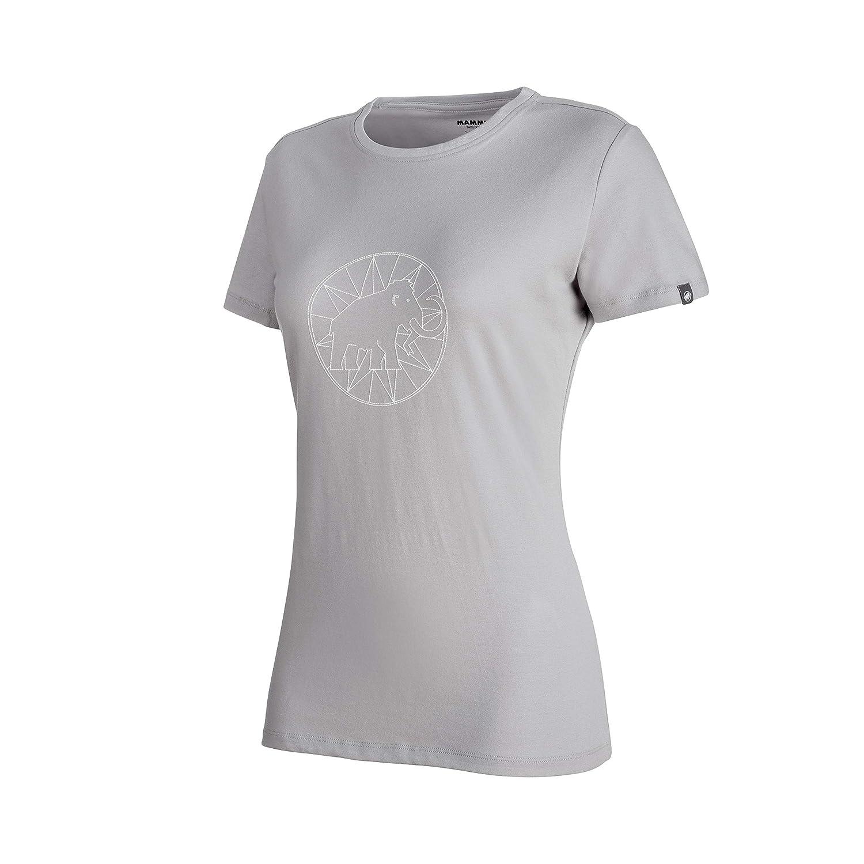 Mammut Logo Camiseta, Mujer