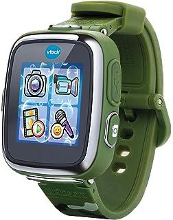 VTech - Reloj multifunción Kidizoom Smart Watch DX, Color Camuflaje (80-171677)