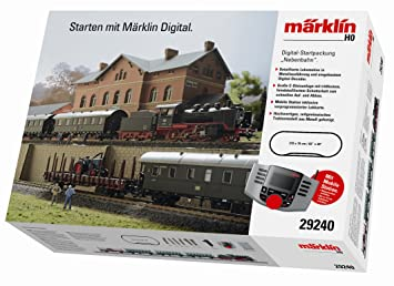 Märklin 29240 Nebenbahn - Set de iniciación para maquetas de ...