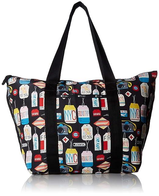 Amazon.com: LeSportsac - Bolsa de viaje (tamaño grande ...