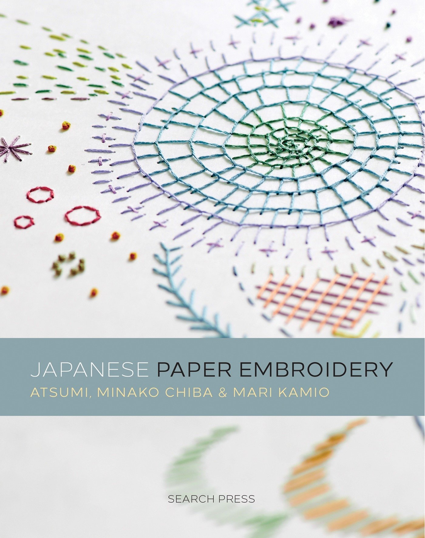 Japanese Paper Embroidery PDF