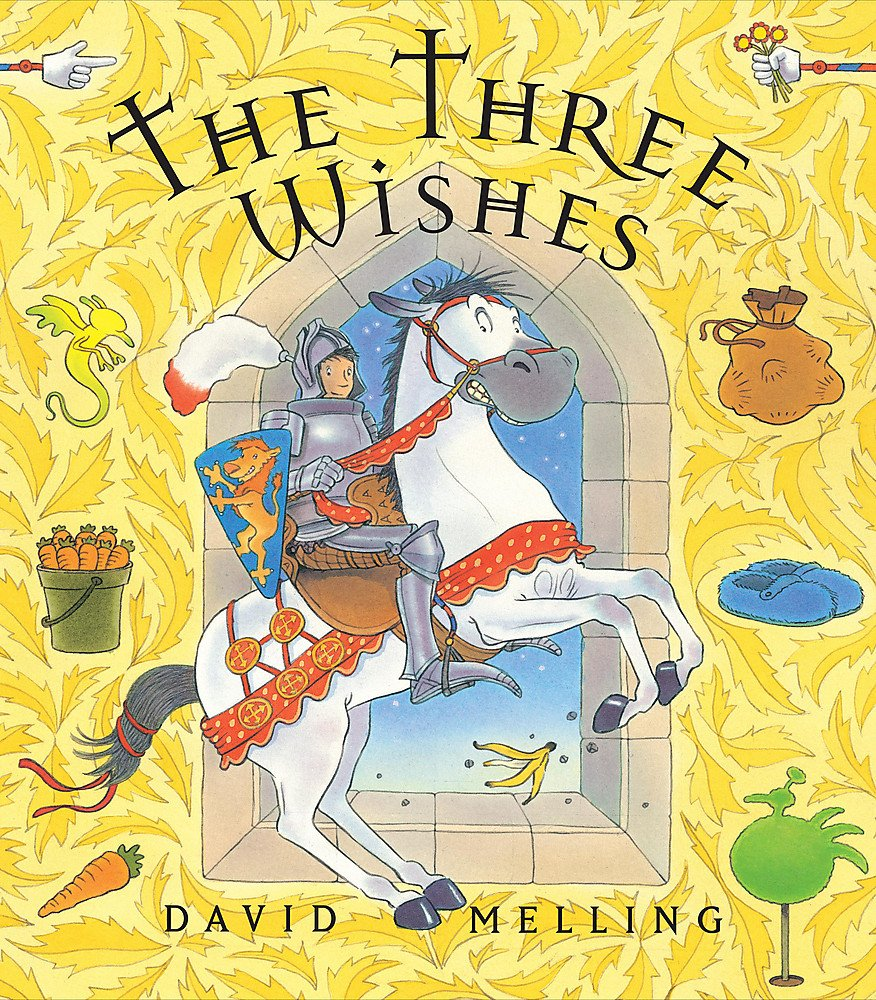 The Three Wishes by imusti