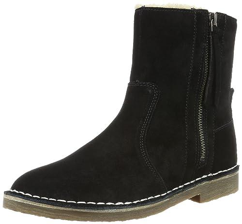Esprit Zip Boots 001 Black Bootie Ankle Women's Koa Black001 5 Ow7rO