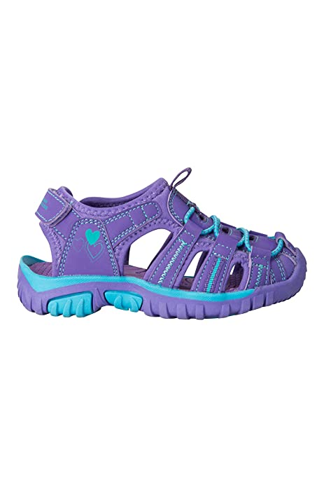 2f5a8f9c80f8a Mountain Warehouse Bay Junior Shandals - Neoprene Shoes Sandals ...