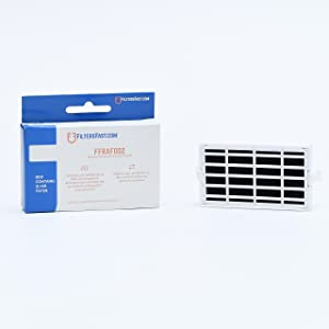FiltersFast Compatible Replacement for Whirlpool W10311524 Fridge Air Filter