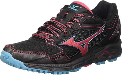 Mizuno Wave Daichi W, Zapatillas de Running para Mujer, Multicolor ...