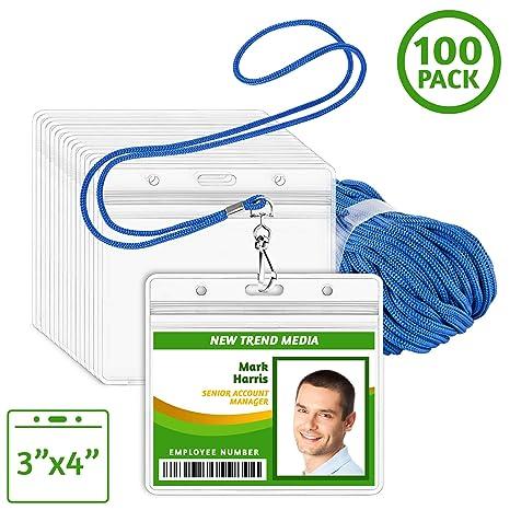 Amazon.com: EcoEarth - Cordón con soporte para tarjeta de ...
