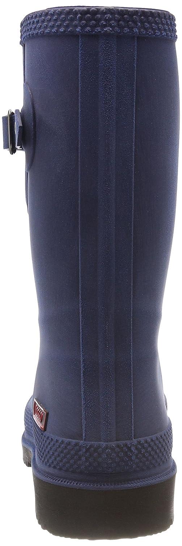 DOGGO Damen Damen Damen Lotte Brushed Gummistiefel Blau (Blau) 6c698e