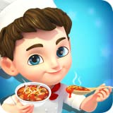 Super Chef Cooking Cafe : World Restaurant Game