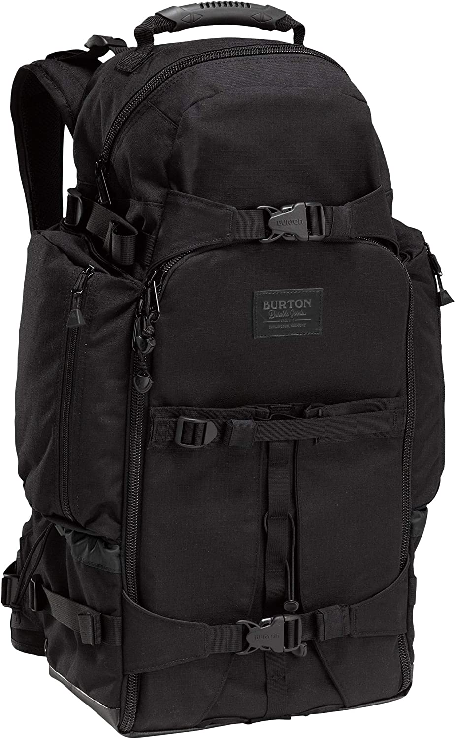 Burton F-stop Camera Backpack, Padded Storage, Waist Harness, Tripod Gear Storage