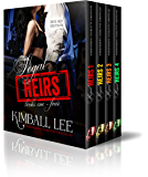 Legal Heirs - Box Set Edition: Books 5-8 (Surrendering Charlotte Chronicles Box Set Book 2)