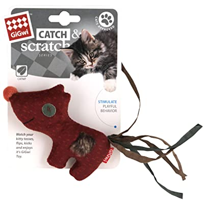Danawares Gigwi Wool Fox Catch & Scratch: Toys & Games