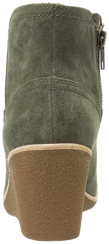 G.H. Bass & Co. Women's Rosanne Chelsea Boot B06XRM54WT 6 B(M) US Green