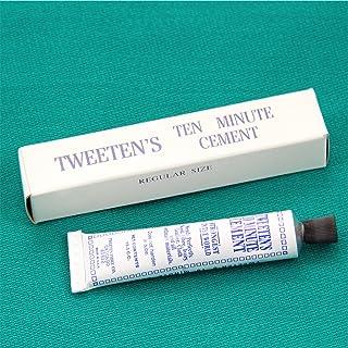 Tweeten snooker ciment 5 x 11 mm-pointe de diamant Bleu