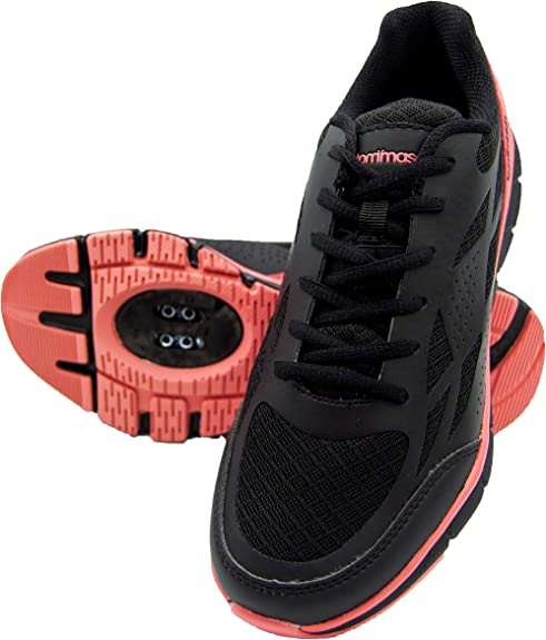 Tommaso Venezia Women's Spin Class, Urban Cycling, Road Biking Shoes
