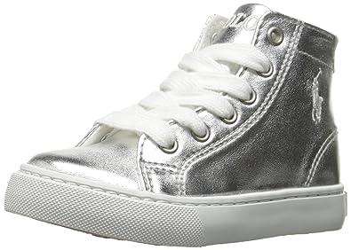 2bc9dc1d496c Polo Ralph Lauren Kids Kids  Slater MID Sneaker