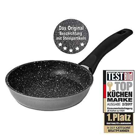 Stoneline Warimex 6753 Frying Pan Die Cast Aluminium 16 Cm Diameter