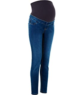 LADIES BLUE MATERNITY SKINNY JEANS 2 LEG LENGTHS 30 OR 32 INCH 30INCH SIZE 8 10 12 14 16 18 SIZE 8