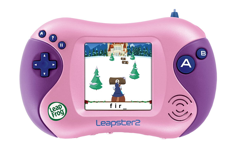 Amazon.com: LeapFrog Leapster Learning Game Disney Princess Worlds ...
